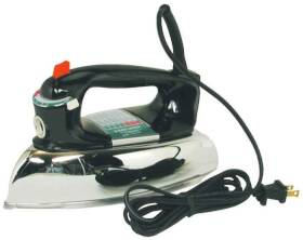 Applica Consumer Prod F67E Classic Steam Iron Auto Off