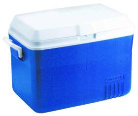 Rubbermaid Home 2A15-02-MODBL Blue Family Ice Chest 48 Qt