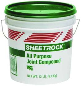 US Gypsum 385140030 All Purpose Joint Compound Gallon