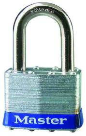 Master Lock 5DLFPF 2 in Laminated Padlock