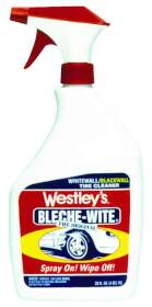Shell Car Care 800002224/555-6P Westley's Bleche-Wite Tire Cleaner - 32 oz