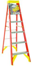 Werner Co 6206 6 ft Type1a Fbgl Stepladder
