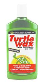 Turtle Wax T123 Super Hard Shell Liquid Wax - 16 oz