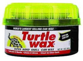 Turtle Wax T222 14 oz Turtle Hard Shell Wax