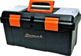 Homak BK00119005 Tool Box Plastic 20 in