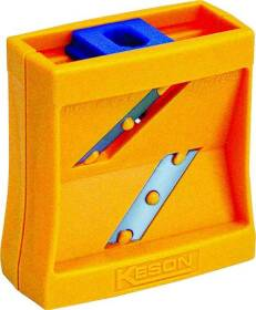 Keson Industries CP26 6 Carpenter Pencil & Sharpener