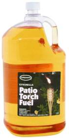 Packaging Service, Inc. CTL.P.01 1 Gallon Citronella Torch Fuel