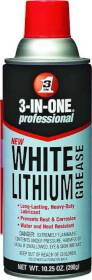 WD-40 Company 10042 10.5 oz 3 in 1 Pro White Lithium