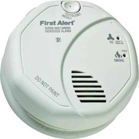 First Alert SCO5CN Photelectric Smoke/CO Alarm