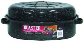 Columbian Home Products F0509-6 15 Lbs Oval Roaster With Cover