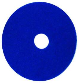 Lundmark Wax Co. PADTKL13BL 13 in Blue Cleaner Pad