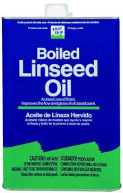WM Barr QLO45 Boiled Linseed Oil Quart