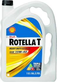 Pennzoil Products 550019913 15w40 Rotella Motor Oil Gallon