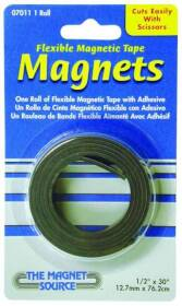 Master Magnetics 07011 1/2x30 in Magnetic Flex Tape