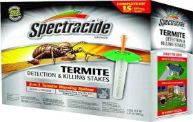 Spectrum Group HG-95852 Termite Detect&kill Stake 15ct