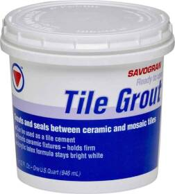 Savogran Co 12862 Qt Readymix Tile Grout