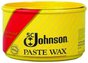 Sc Johnson 00203 Johnson Paste Wax - 1lb
