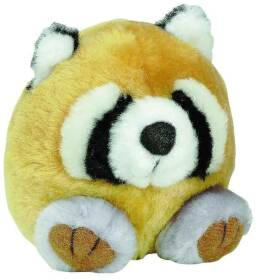 Aspen Pet 53601 Squatter Medium Raccoon Toy