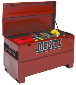 Delta Consolidated 637990 Jobsite Contractor Chest 48 in