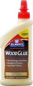 Elmer's Products E7010 8 oz Carpenters Wood Glue