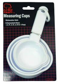 Chef Craft 20920 Measuring Cups