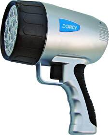 Dorcy International 0032359 Led Rechargeable Spotlight