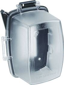 Thomas & Betts-Carlon 0126920 Clear 1-Gang Weatherproof Cover