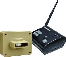 Chamberlain Consumer 485581 Wireless Motion Alert