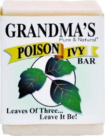 Remwood Products 491050 Grandma'S Poison Ivy Bar 2.2 oz