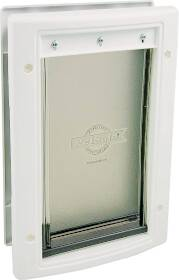 Radio Systems Corp 0504720 Pet Door White Small