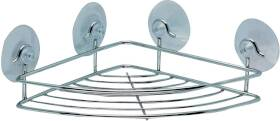 Homebasix 537928 Shower Shelf Chrome Corner