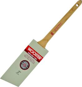 Wooster Brush 693499 2 in Angle Sash Thin Firm Brush