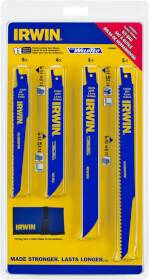 Irwin 741306 Reciprocating Kit 11pc