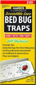 P.F. Harris 841304 Bed Bug Trap With Lure 2pk