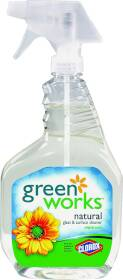 Clorox Co. 0905190 32 oz Greenworks Glass & Surface