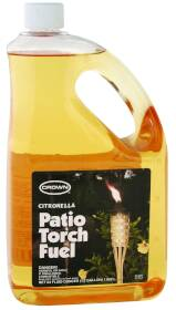 Packaging Service, Inc. 0945089 64 oz Citronella Torch Fuel