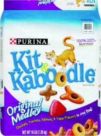 Nestle Purina Pet Care 1780013043 Kit N Kaboodle 16lb