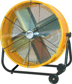 Ventamatic Ltd. BF24TF 24 in Direct Drive Barrel Fan