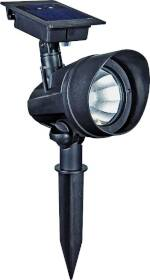 Boston Harbor SS3P-P2-BK-1 Solar Floodlight Black 15 Lumen