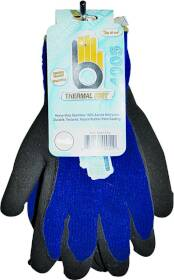 Atlas Glove Consumer C4005L Heavy Duty Thermal Knit Glove Large