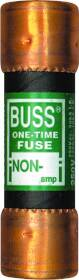 Bussmann Fuses NON-40 250v One Time Cartridge Fuse