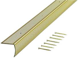 M-D Building Products 79103 1-1/8x72 in Stair Edging Satbrs