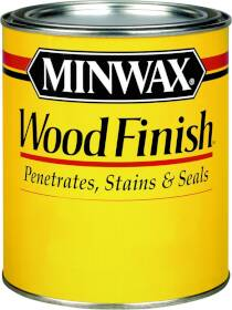 Minwax 22320000 1/2 Pt Red Chestnut Wood Stain