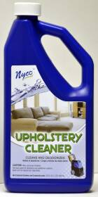Nyco Products Company NL90380-903206 Upholstery Cleaner 32 oz