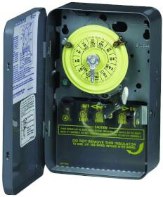 Intermatic WH40 40a/250v Water Heater Timer