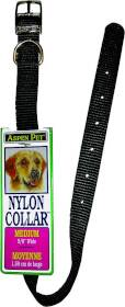 Aspen Pet 3214756 16x5/8 Nylon Black Collar