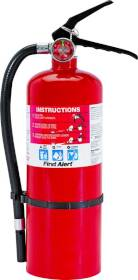 First Alert PRO5 6/40-6 Fire Extinguisher Red