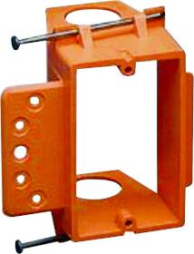 Thomas & Betts / Carlon SC100A 1 Gang Lowvolt Bracket