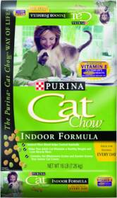 Nestle Purina Pet Care 1780013416 Cat Chow Indoor 16lb