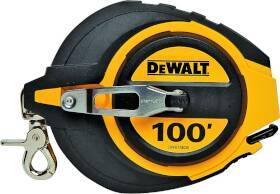 Stanley Tools DWHT34036L 100 ft Case Tape
